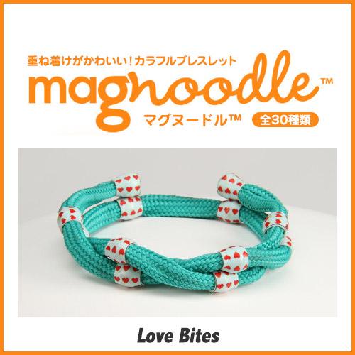magnoodle マグヌードル ブレスレット Love Bites MAG-015