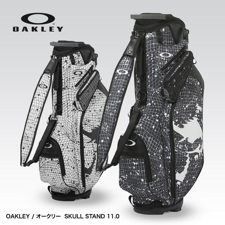 オークリー ゴルフ スカル スタンド/スタンド式キャディバッグ OAKLEY  SKULL STAND 11.0 921079JP