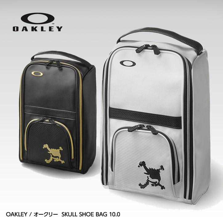 オークリー スカル シューバッグ シューズケース OAKLEY  SKULL SHOE BAG 10.0 92932JP