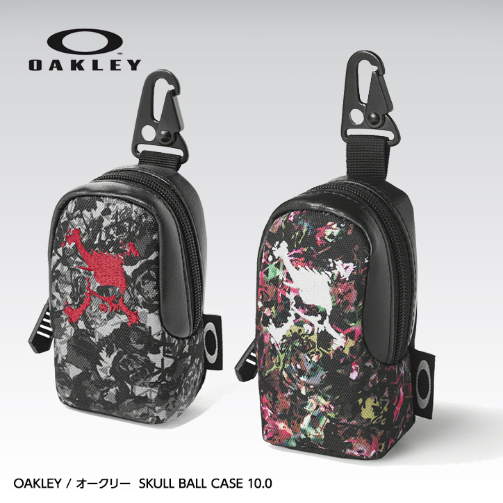 オークリー スカル ボールケース OAKLEY  SKULL BALL CASE 10.0 92940JP