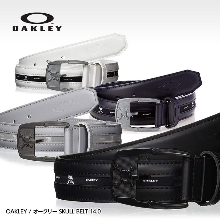 オークリー スカル ベルト OAKLEY SKULL BELT 14.0 FOS900227