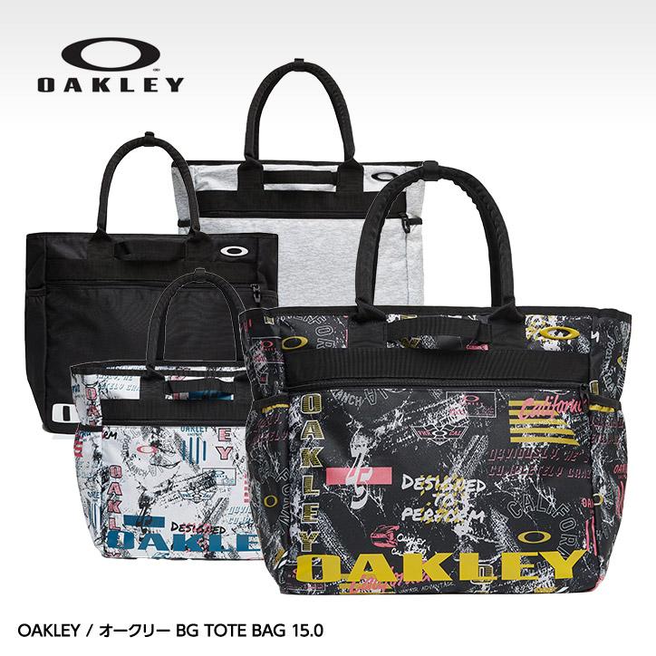 オークリー BGトートバッグ OAKLEY BG TOTE BAG 15.0 FOS900646