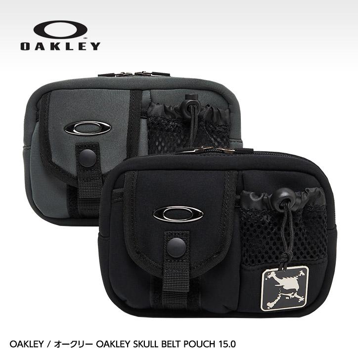 オークリー スカル ベルトポーチ OAKLEY SKULL BELT POUCH 15.0 FOS900651