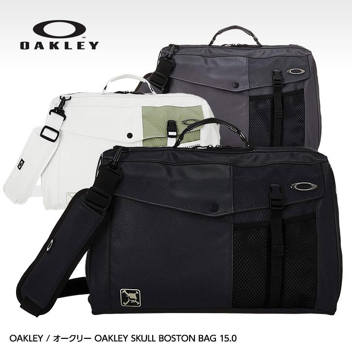 オークリー スカル ボストンバッグ OAKLEY SKULL BOSTON BAG 15.0 FOS900652