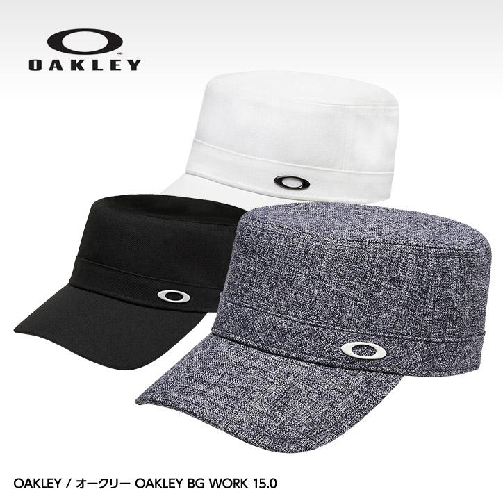 オークリー BGワークキャップ OAKLEY BG WORK 15.0 FOS900654