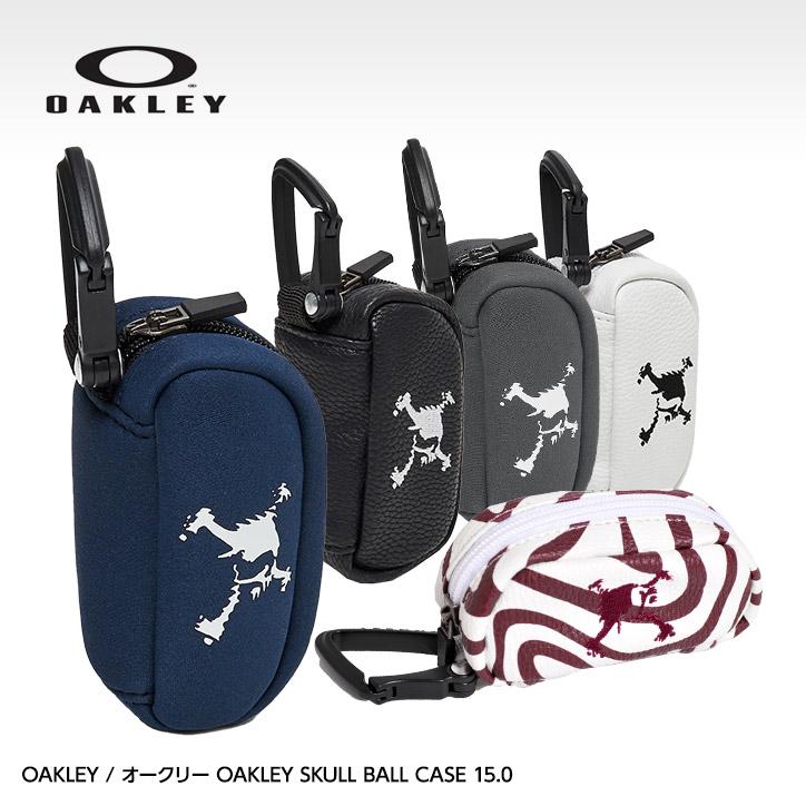 オークリー スカル ボールケース OAKLEY SKULL BALL CASE 15.0 FOS900667