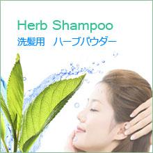 ハーブシャンプー 洗髪用育毛ハーブパウダー