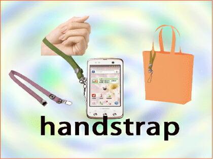 スマートフォン革アクセサリー、レザーハンドストラップ