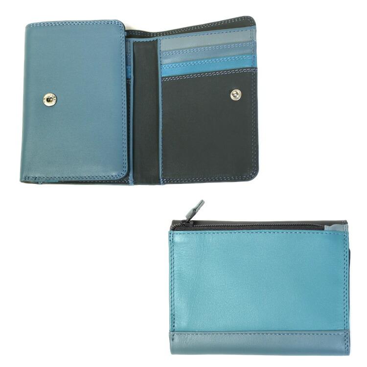 マイウォレット,mywalit,折り財布,革財布