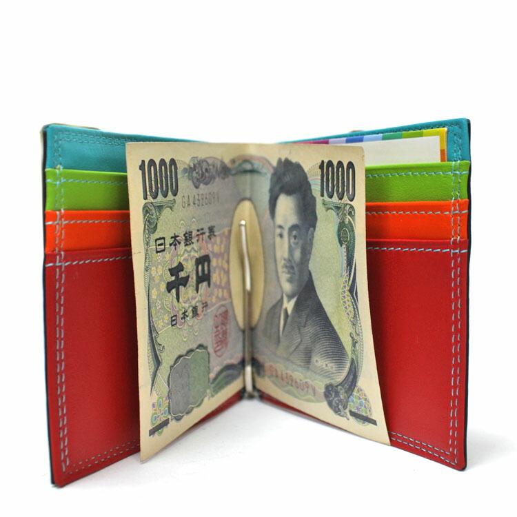 マイウォレット,mywalit,二つ折り財布
