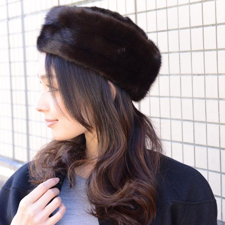 ミンク,ファー,帽子