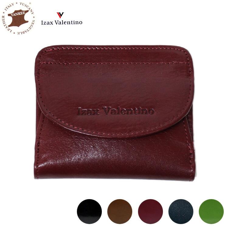 Izax Valentino / アイザック バレンチノ コンパクト財布