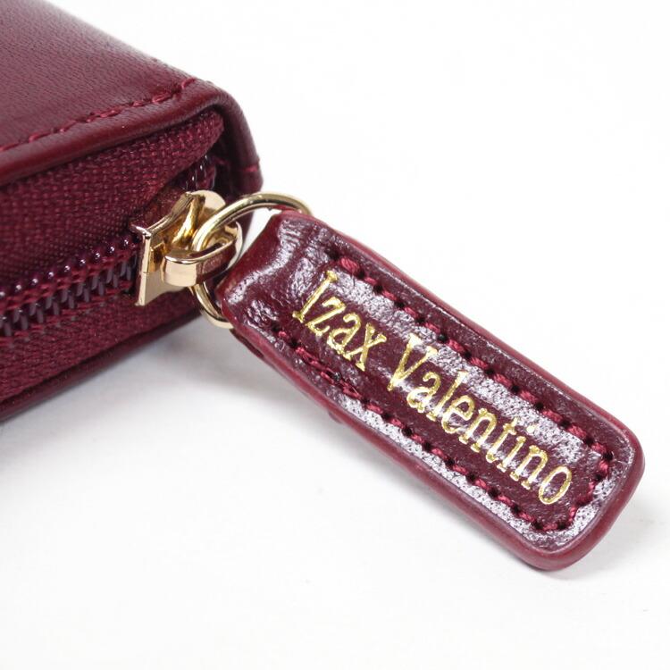 Izax Valentino / アイザック バレンチノ コインが分けられる 長財布