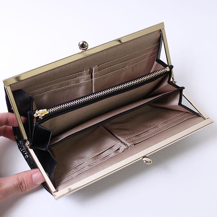 エナメル,長財布,革財布,レザー財布