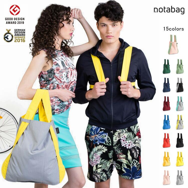 notabag ノットアバッグ BAG & BACKPACK トートバッグ リュックサック