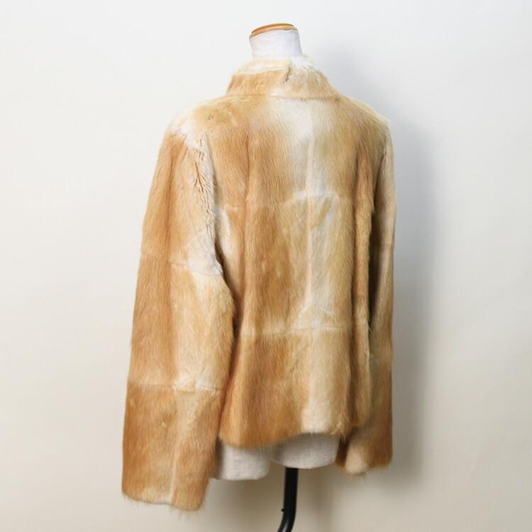 ファージャケット,毛皮