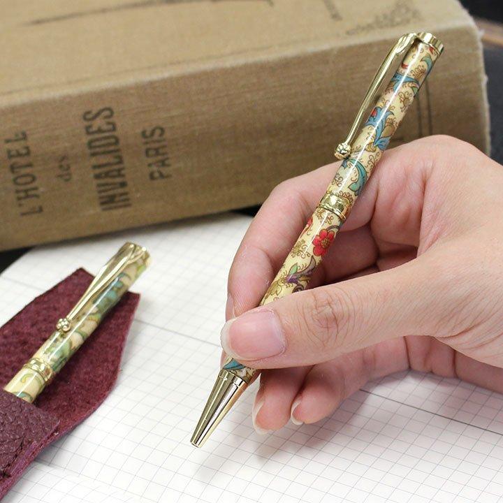 luminio ルミニーオ ボールペン イタリア製デザイン紙 クロスタイプ TBITL1901 itl1901