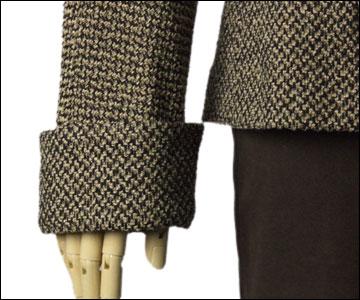 日本製ウールジャケット