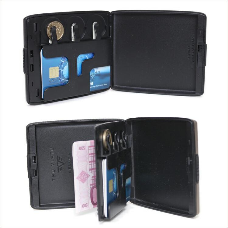 TRU VIRTU,トゥルバー,カードケース,名刺入れ,お財布