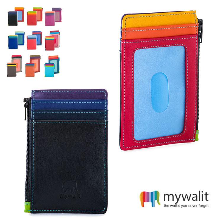 マイウォレット,mywalit,カードケース,コインケース
