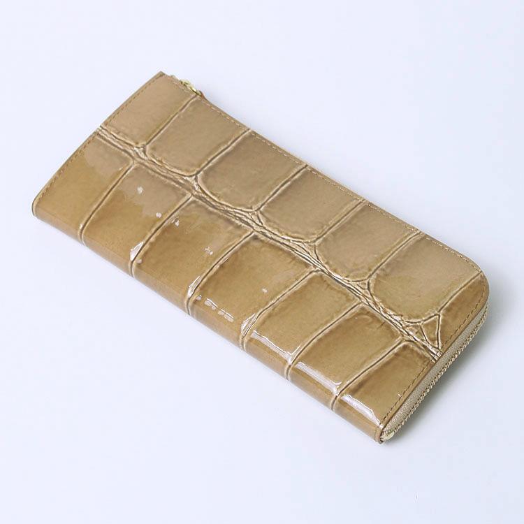 エナメルクロコ,お財布