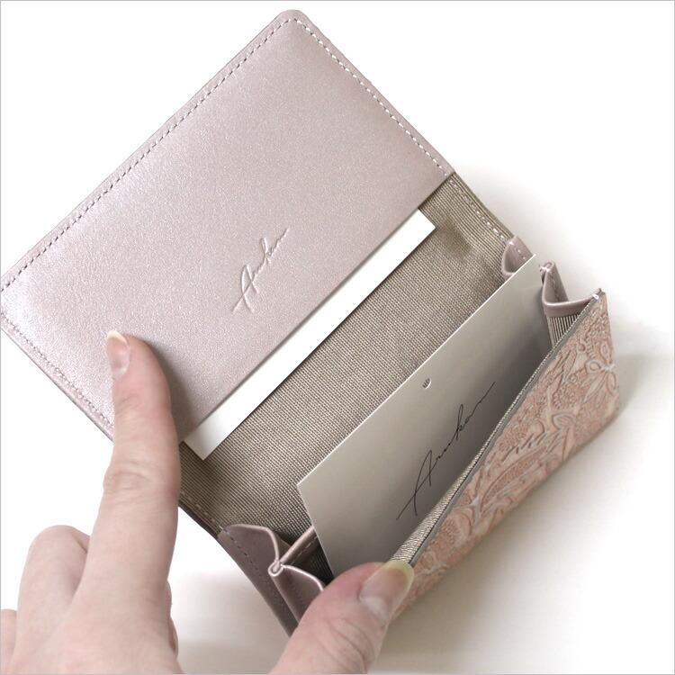 カウレザー,カードケース,名刺入れ,クレア