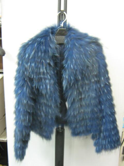 ブルー,ラックーン,ジャケット#924,50