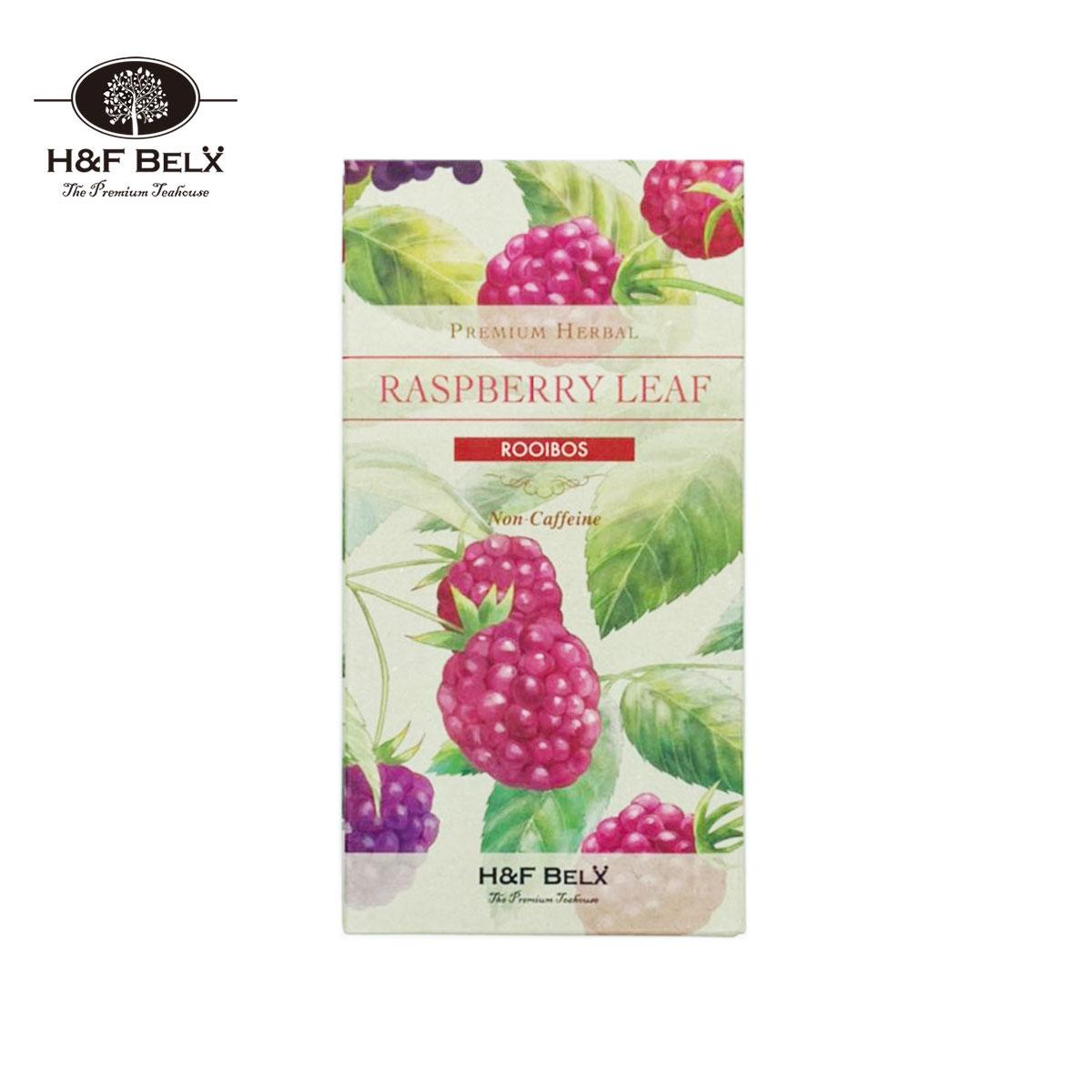 ラズベリーリーフティー|子宮収縮を手助けさせると言われるハーブとルイボスティーを合わせた出産後に最適なお茶。甘酸っぱいラズベリーの香り