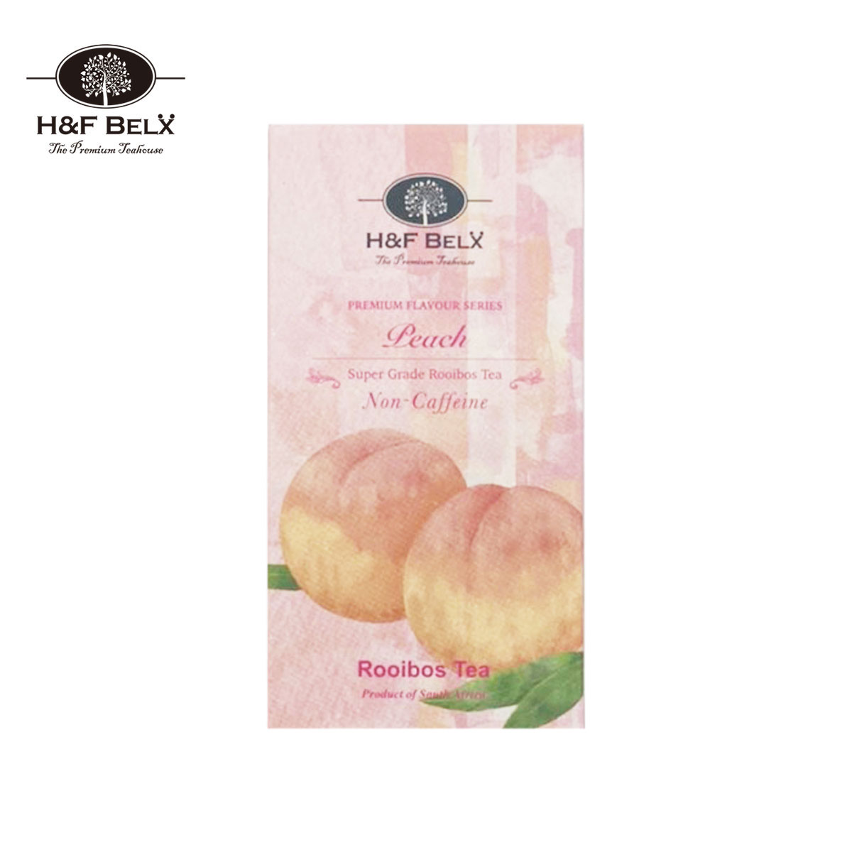 ピーチフレーバールイボスティー|甘く香る桃の香り