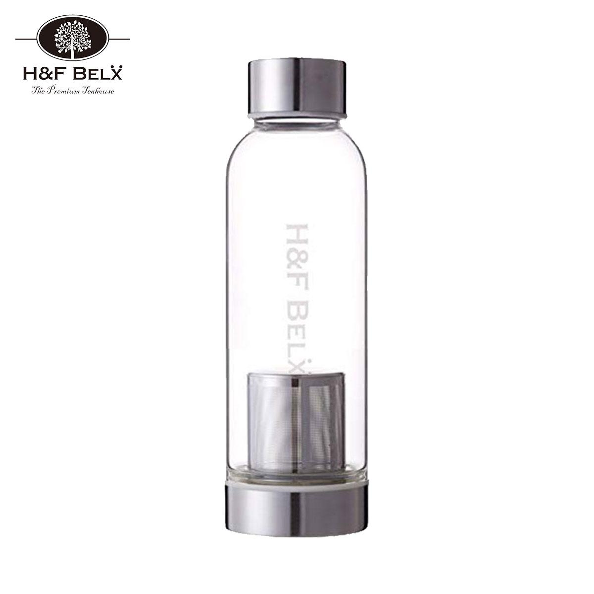 ガラスタンブラーS|ノンカフェインティーやデカフェコーヒーを持ち歩けるガラス製の茶こし付きタンブラー。