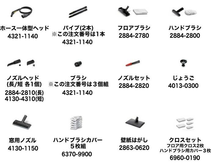 ケルヒャー 業務用 スチームクリーナー DE 4002