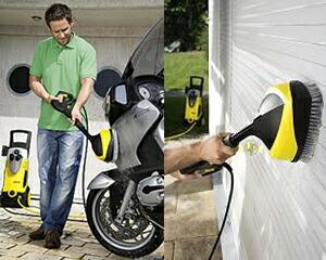 ケルヒャー高圧洗浄機用別売り付属品 パワーブラシ WB150ーTOP画像