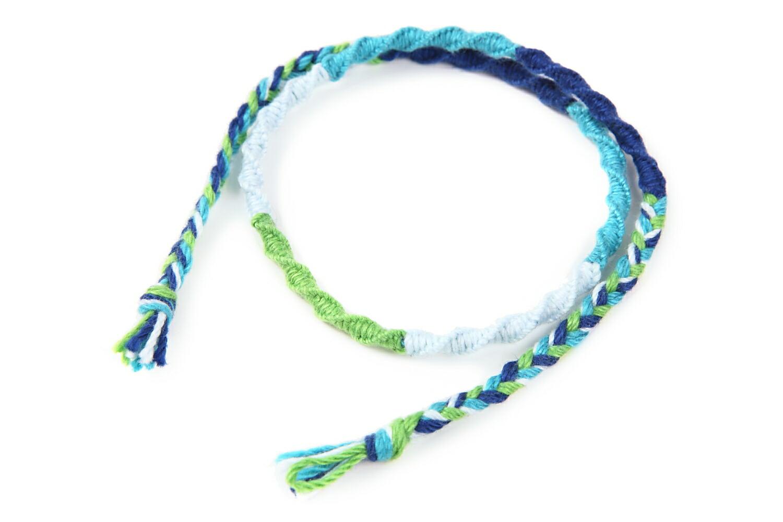 飛騨高山の組紐(天気の色)。【君の名は。】の聖地の飛騨の職人の手作り、組紐 ブレスレット。組紐と天気の子をコラボ!