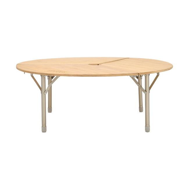 バンブーラウンドテーブル/NEUTRAL OUTDOOR(ニュートラルアウトドア)