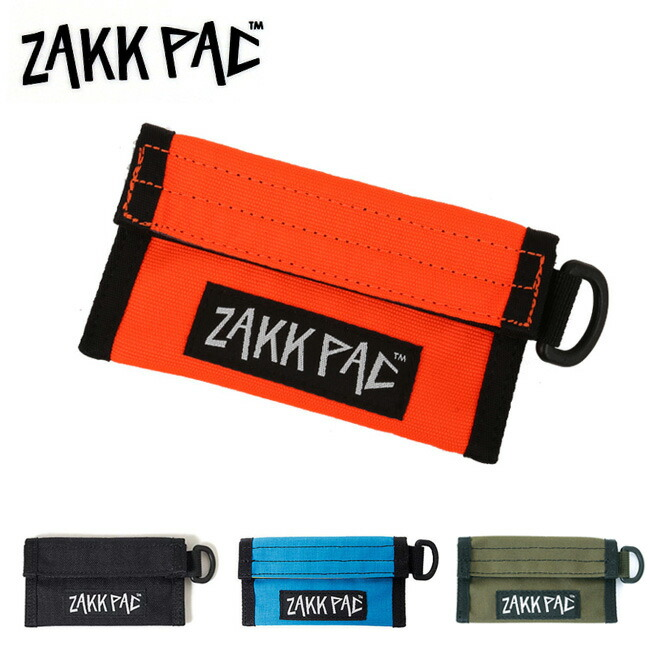 best loved 13aa2 f3fba ZAKKPACK ザックパック COIN CASE【アウトドア/財布/カード/コインケース】【メール便・代引不可】