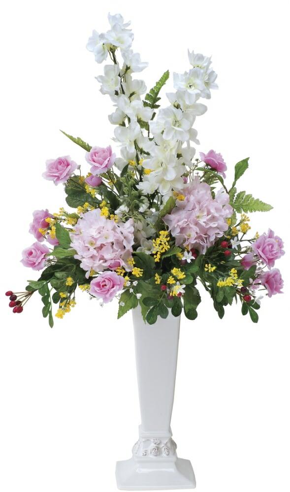 光の楽園スレンダー【アートフラワー 造花 】