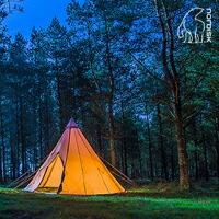 キャンプ用品 テント