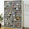 【コレクター用】1668枚収納CDストッカー(DVD対応):トールタイプXL