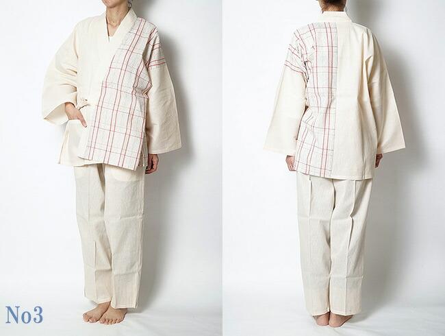 女性用作務衣