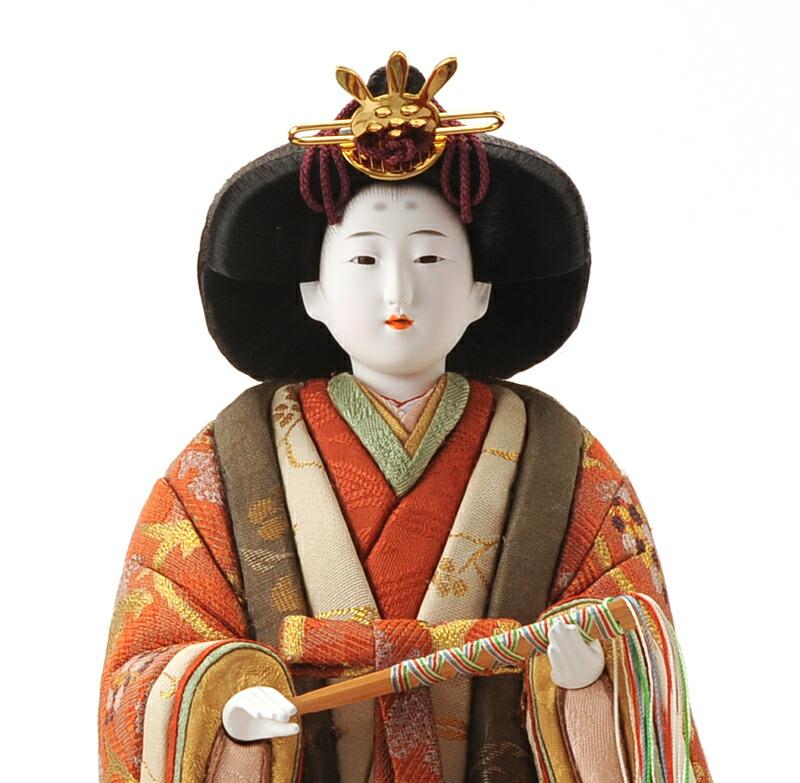 立太子 (りったいし) 立親王 目入頭 正絹