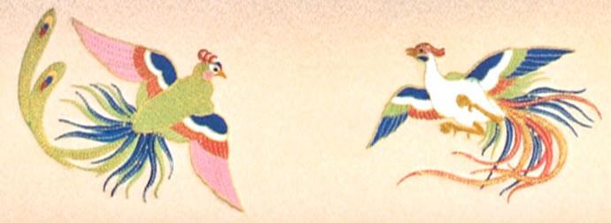 ワダエミ監修 着付 二世光匠 御大礼雛 正絹有職揃 京九番親王 六寸官女 オリジナル頭