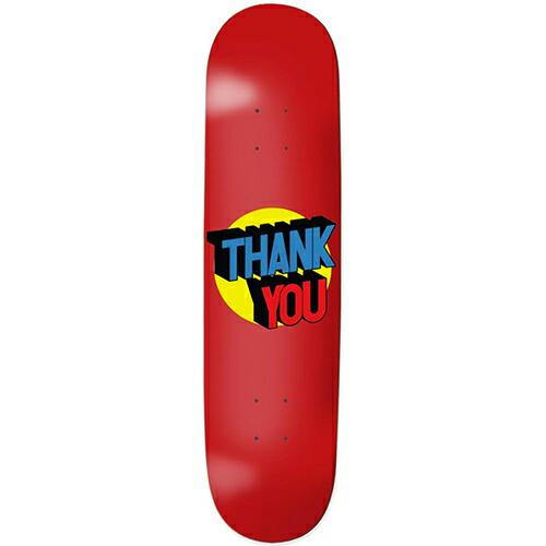 【サンキュー デッキ】Thank You Skateboards Deck/SPOT ON 7.875/7.9