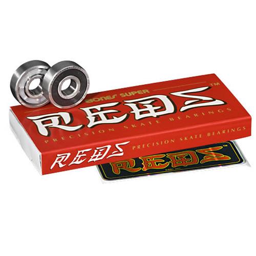 ボーンズ ベアリング Bones Super REDS Bearings●スーパーレッズ