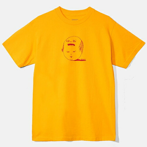 【ベイカー Tシャツ】BAKER T-SHIRTS THOUGHTS GOLD TEE 「レターパックライト対応」