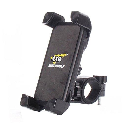 バイク 自転車用 スマートフォンマウントホルダー バー取り付け型 BIKESMAHOL[メール便発送、送料無料、代引不可] 02P03Dec16 [その他CA]