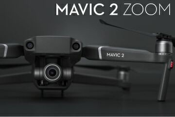 DJI Mavic 2 Zoom + Mavic 2 FlyMoreキット(マビック2ズーム+フライ モア キット)