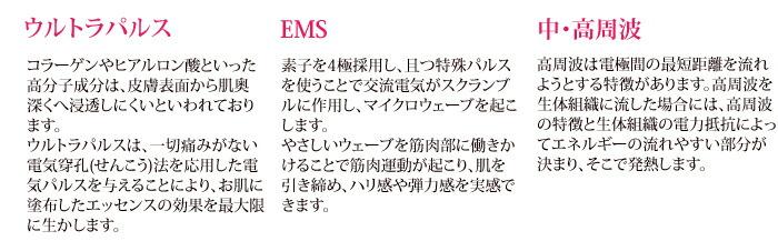 Purepulse〓(ピュア パルス2)特徴