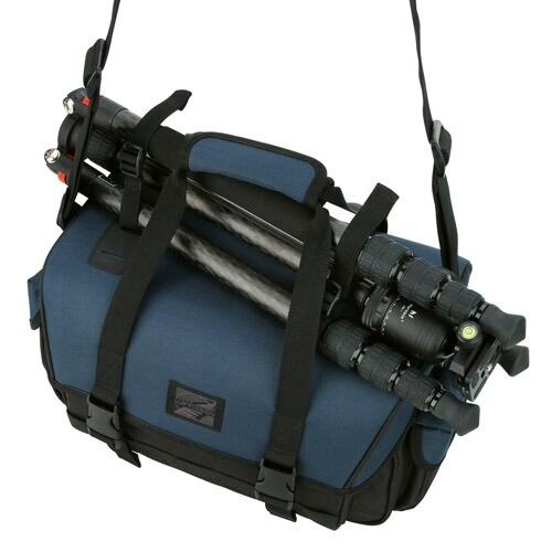 ハクバ ルフトデザイン リッジ02 ショルダーバッグ M