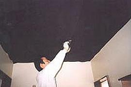 リビング&ダイニングの天井施工例