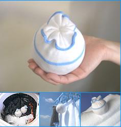備長炭 洗濯ボール NEW エコロンG 使用方法